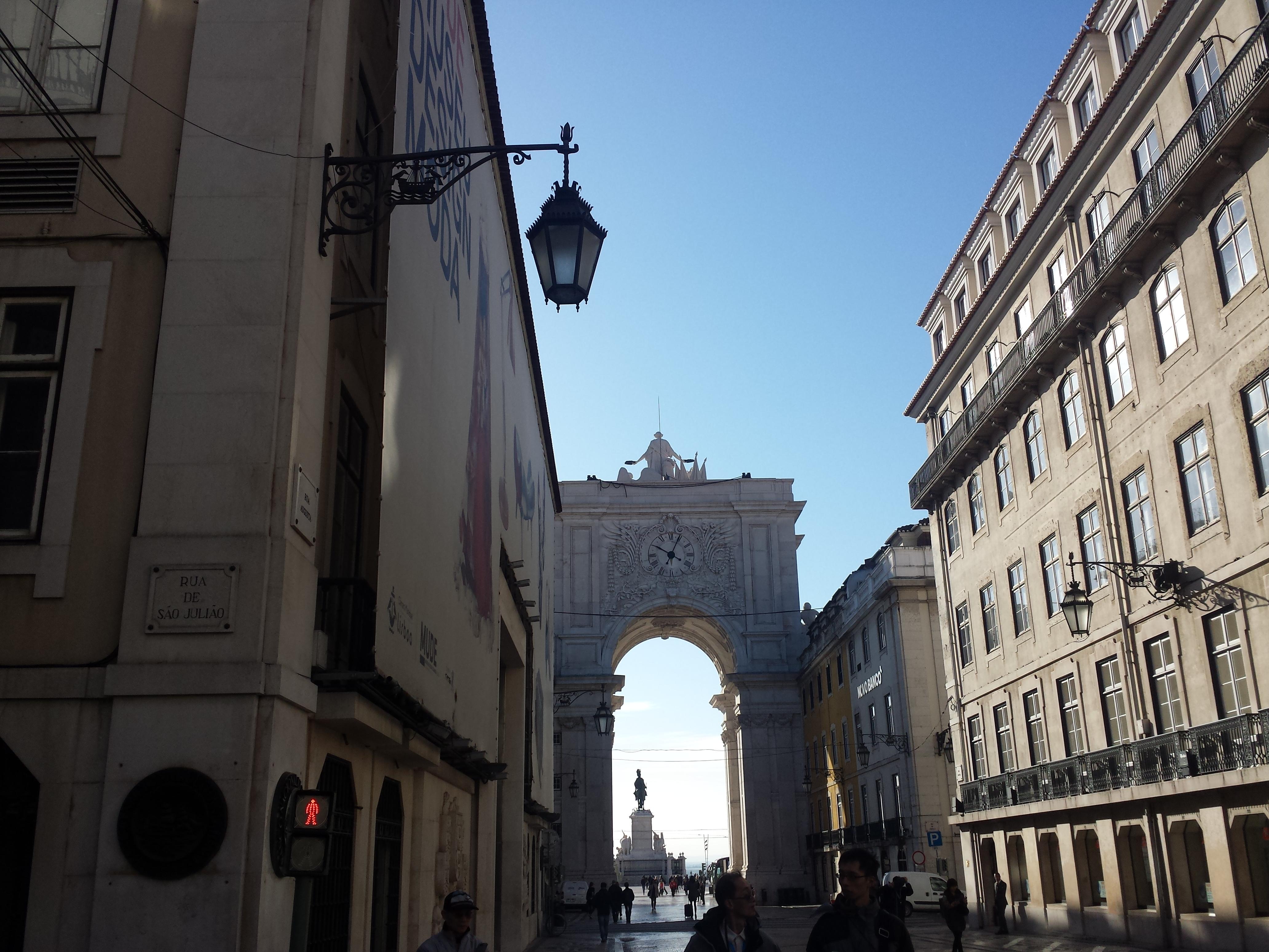 Lissabon Stadt
