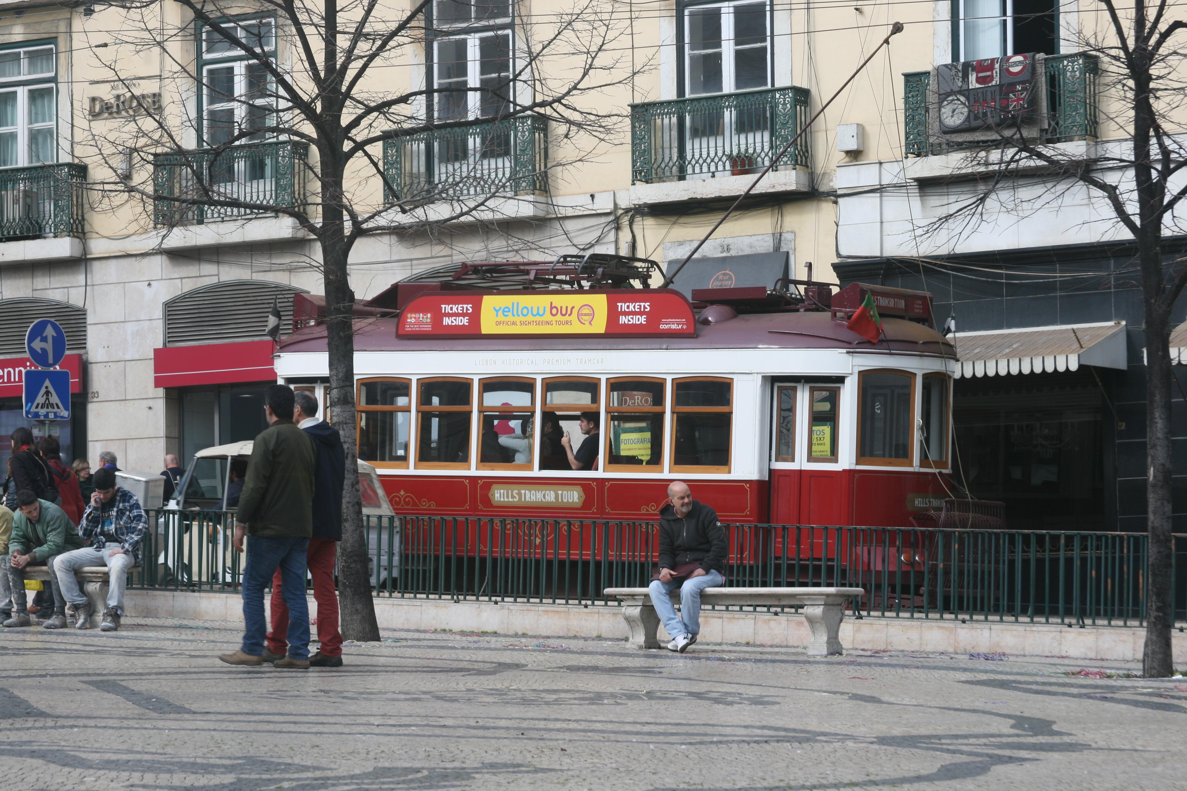 Straßenbahn Lissabon