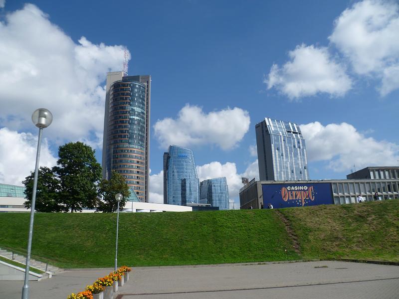 Neustadt Vilnius Litauen