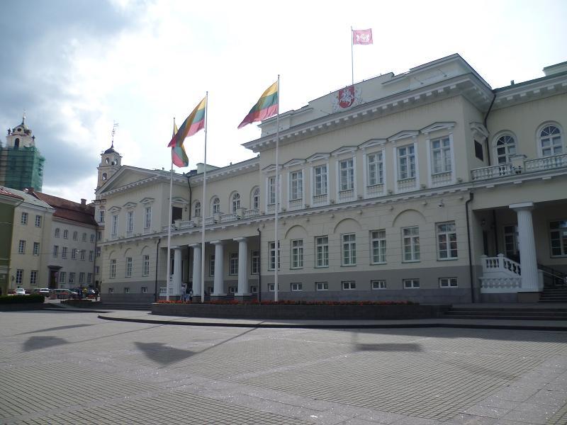 Präsidenten Palast Vilnius