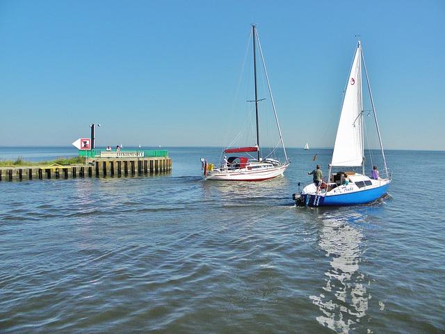 berlin-ostsee ueckermuende segeln