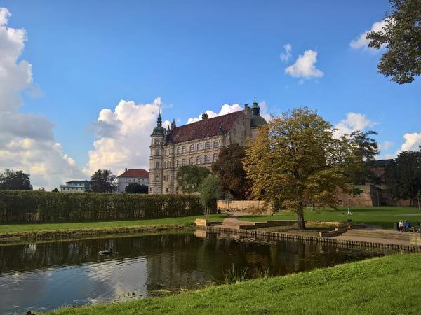 Schloss guestrow