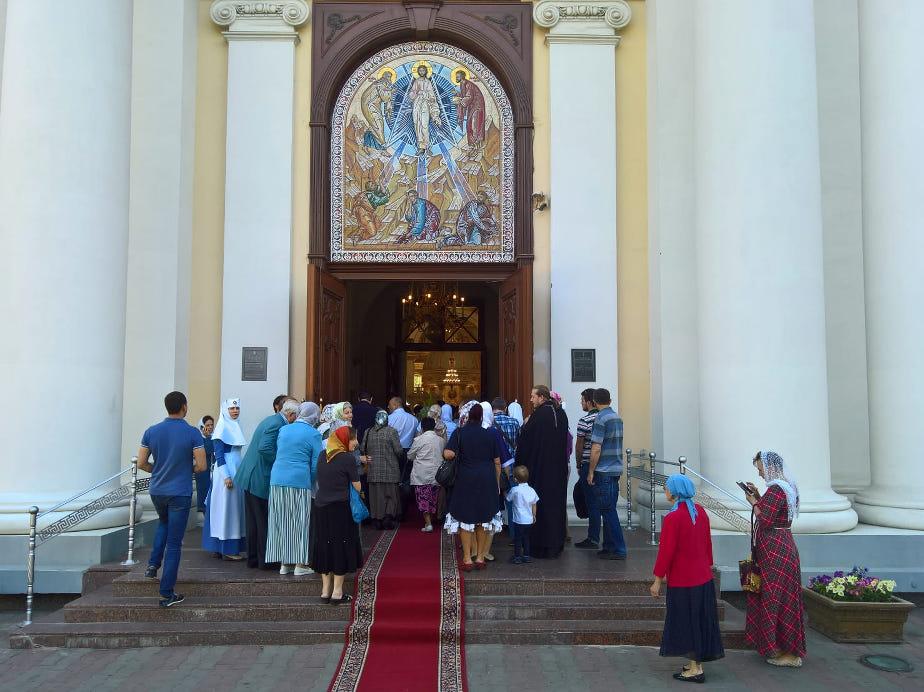 odessa urlaub kathedrale