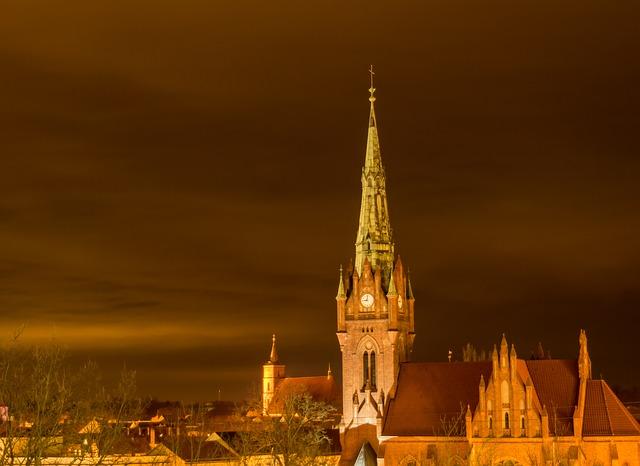Tagesausflug von Berlin nach Brandenburg Bernau Kirche
