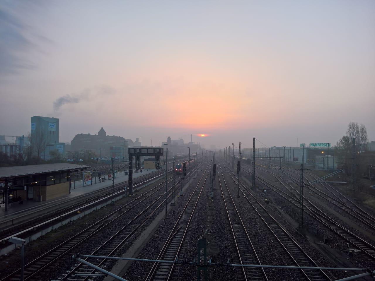 warum berlin s bahn berlin morgens winter