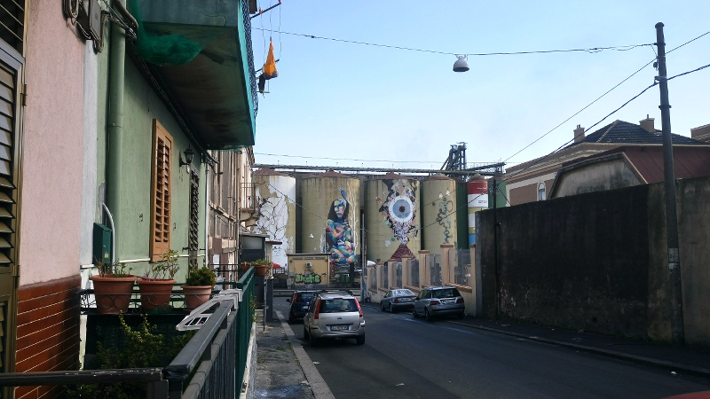 strassen catania street art
