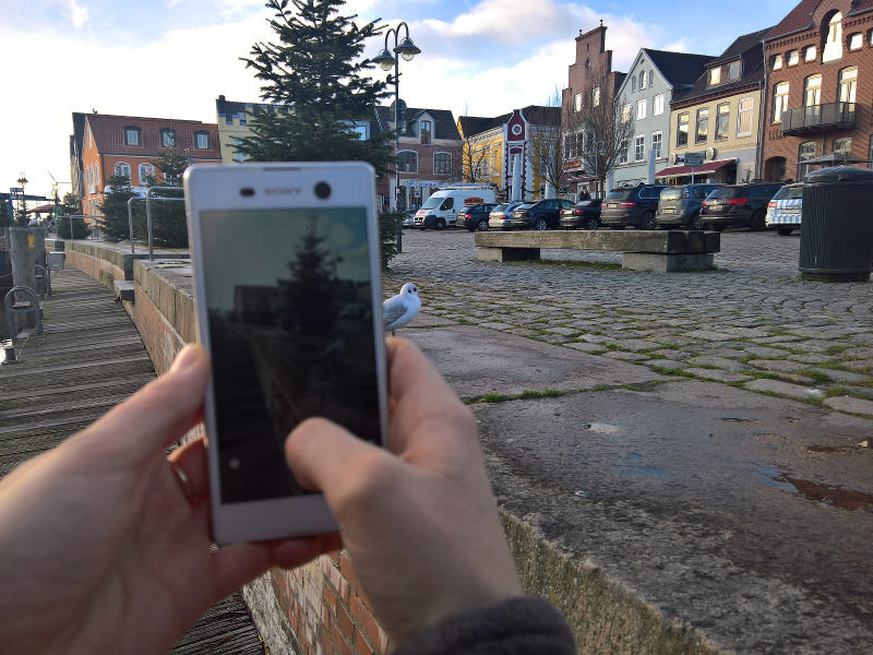 digital detix smartphone urlaub