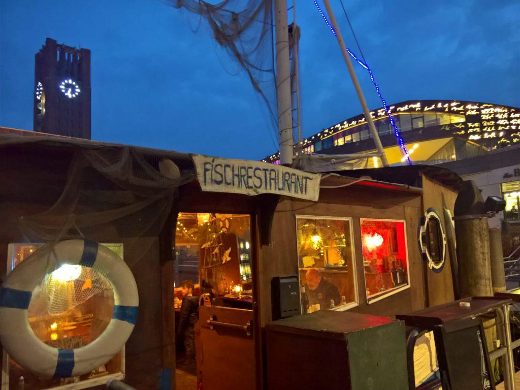 fischrestaurant berlin tempelhof hafen
