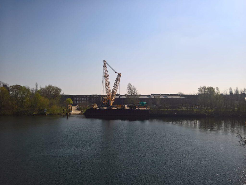 historischer hafen borsighafen berlin