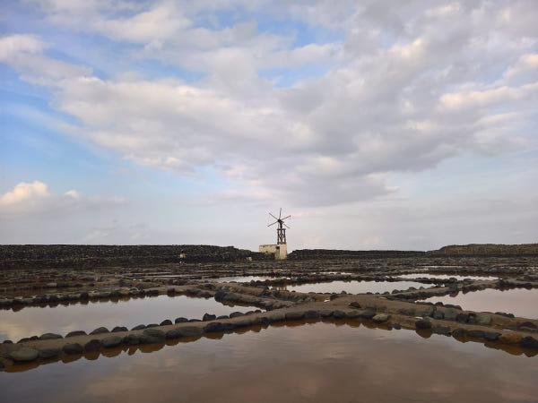 salzfelder gran canaria