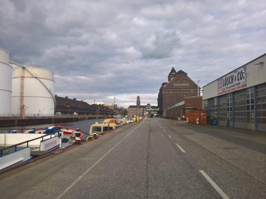 berliner westhafen gelaende