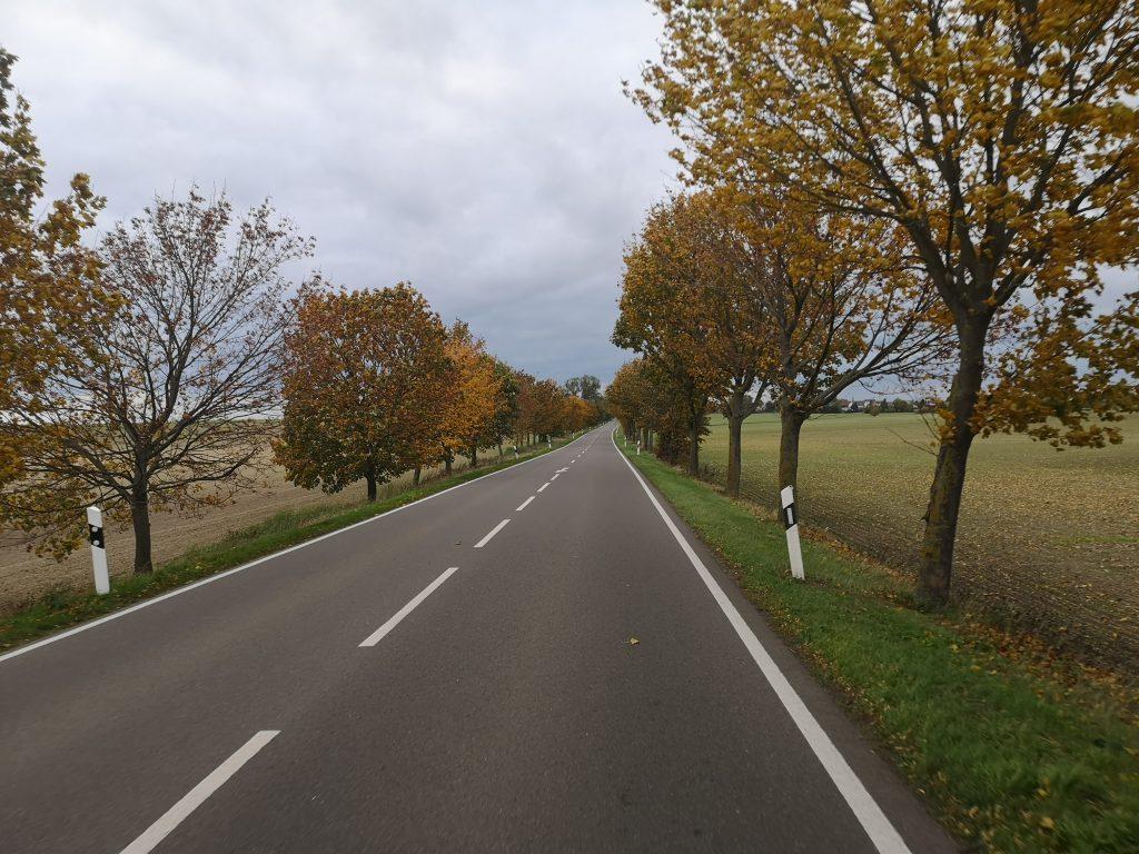 Radtour berlin rheinsberg fahrrad route