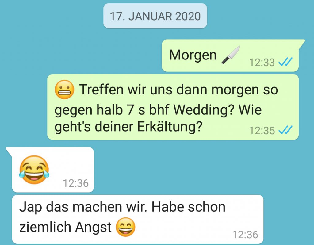 dr kannibal escape room Berlin wedding kommunikation